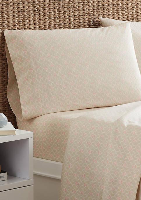 Sea Turtle Standard Pillowcase Set
