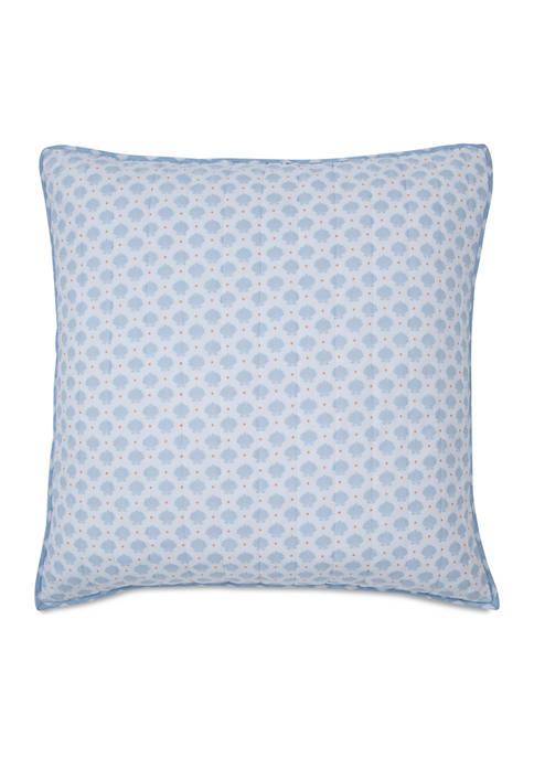 Horseshoe Bay European Unquilted Pillow Sham