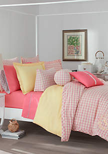 Yarn Dye Full/Queen Comforter Set 90-in. x 90-in.