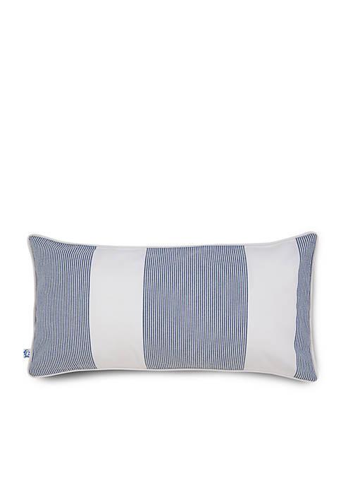 Breakwater Stripe Decorative Pillow