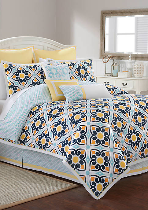 Southern Tide® Savannah Twin Comforter Set 68-in. x