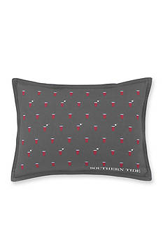Southern Tide® Skipjack Chino Happy Hour Decorative Pillow