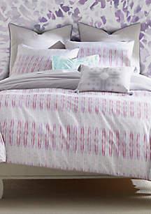 Sanctuary Reversible King Comforter Set