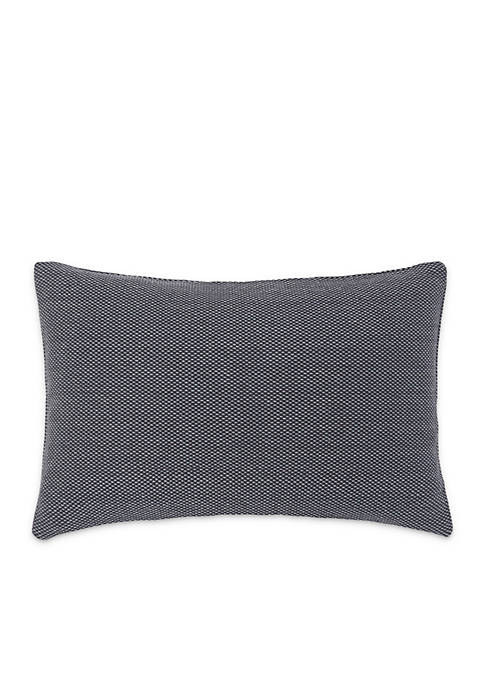 FlatIron Textured Multiwoven Throw Pillow