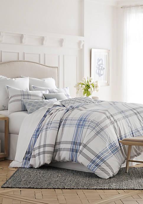 Sea Breeze Reversible Comforter Set