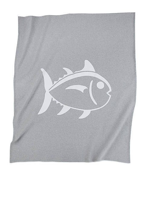 Southern Tide® Skipjack Sweatshirt Throw