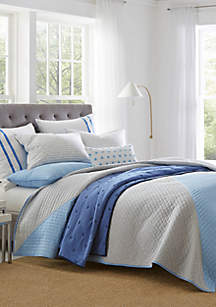 Southern Tide® Sail Stripe Quilt