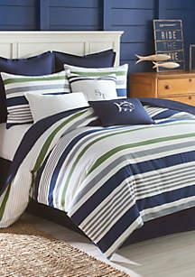 Southern Tide® Sullivan Stripe Bedding Collection