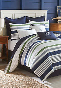 Sullivan Stripe Comforter Set