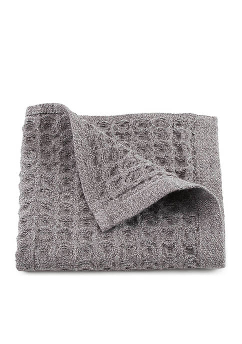 Flax Waffle Weave Wash Cloth