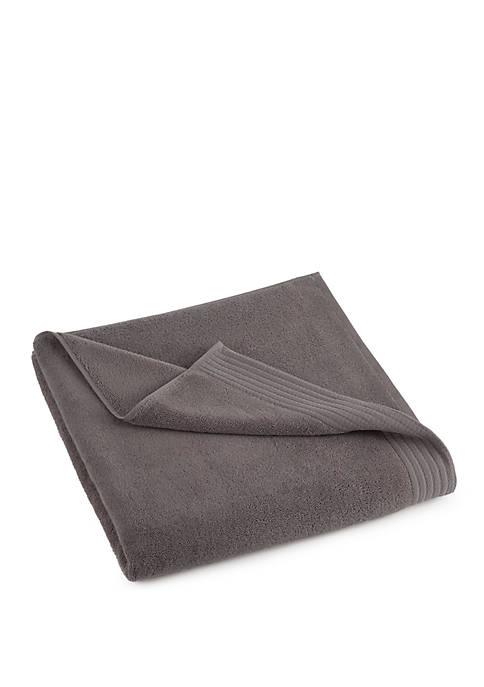 Turkish Luxury Charcoal Grey Bath Sheet