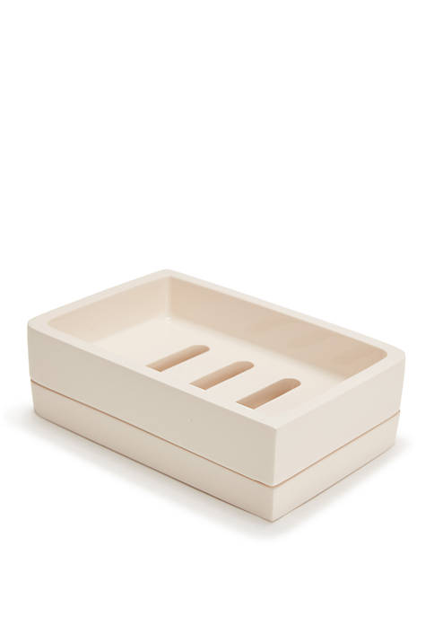 Cassadecor Lacquer Bath Accessories Soap Dish