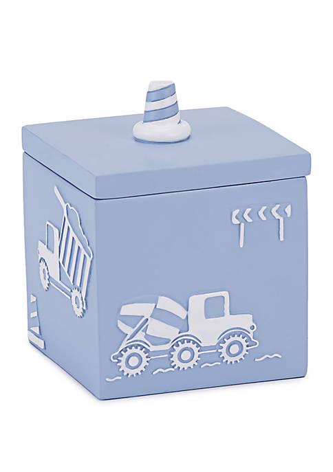 Builders Bath Accessories Cotton Jar