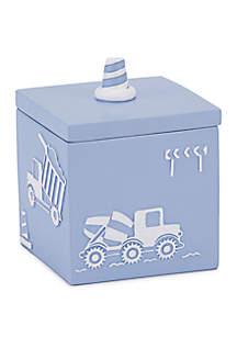 Cassadecor Builders Bath Accessories Cotton Jar