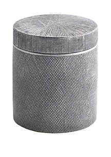 Cassadecor Urban Bath Accessories Cotton Jar