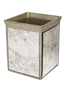 Cassadecor Vintage Bath Accessories Wastebasket
