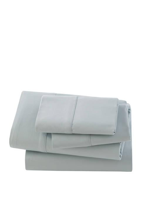 Cassadecor Sendai Cotton Rayon Blend Bedding Queen Sheet
