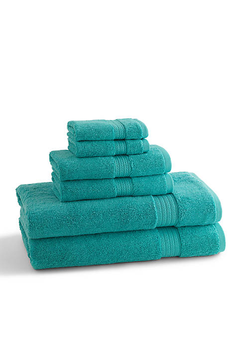 Cassadecor Kassadesign Brights Towel Set of 6