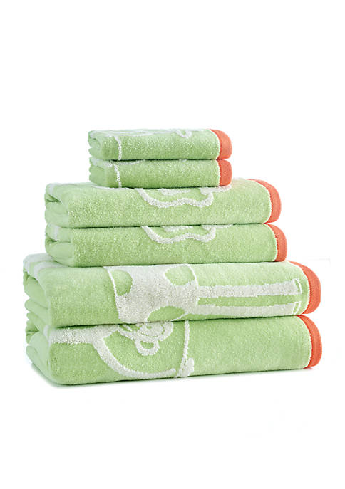 Cassadecor Zoo Bath Towel