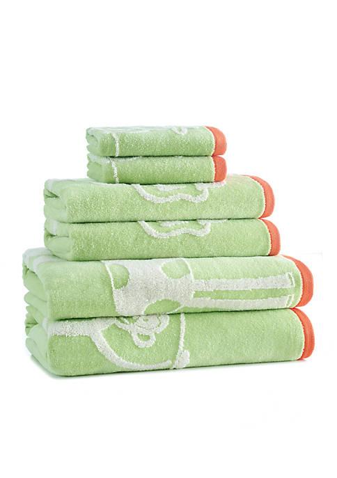 Zoo Bath Towel