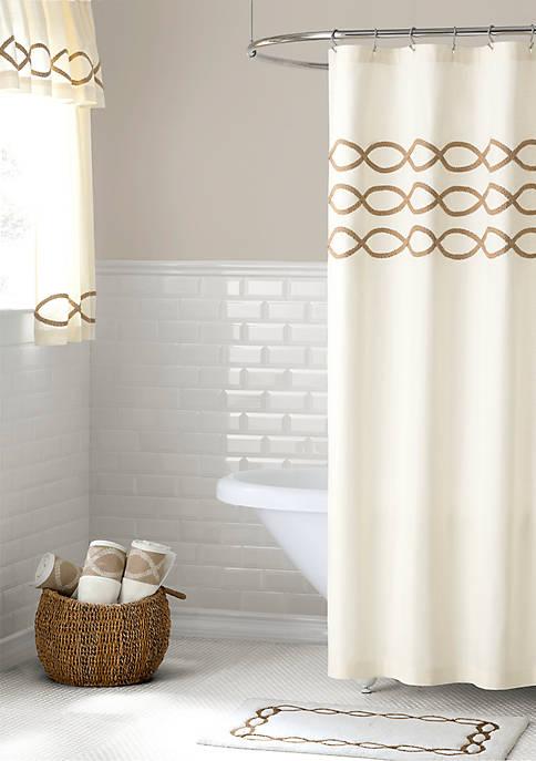 Lamont Home® Linden Shower Curtain