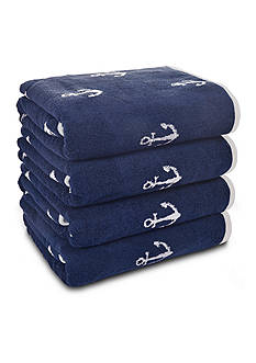 Lamont Home® Anchors Towel Collection