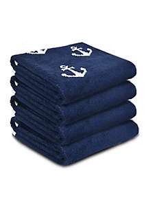 Anchors Towel Collection