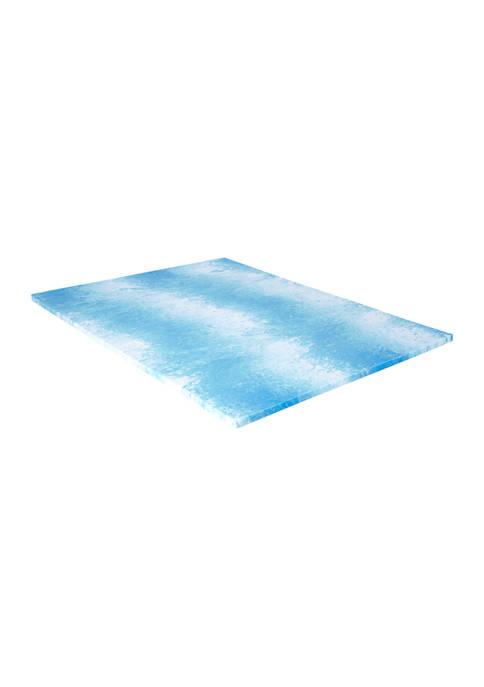 Sealy® 1.5 Inch SealyChill™ Gel Memory Foam Mattress