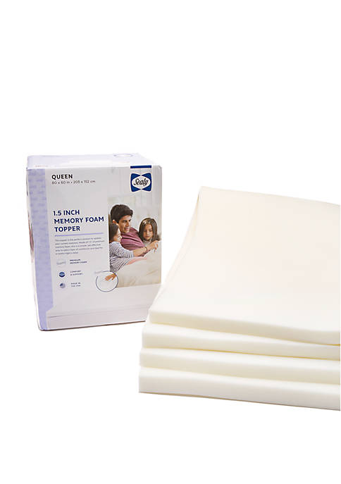 Sealy® 1.5 in Basic Support Mattress Pad