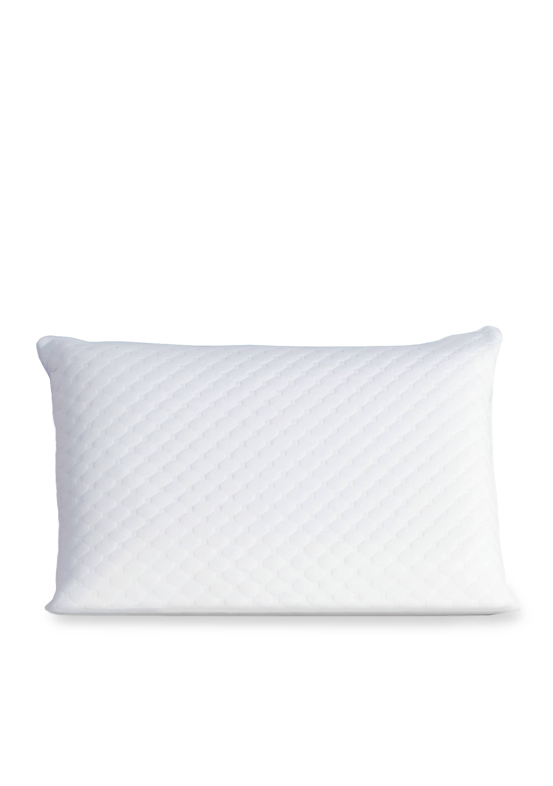 bed foam comfort revolution products memory pillow comforter molded contour