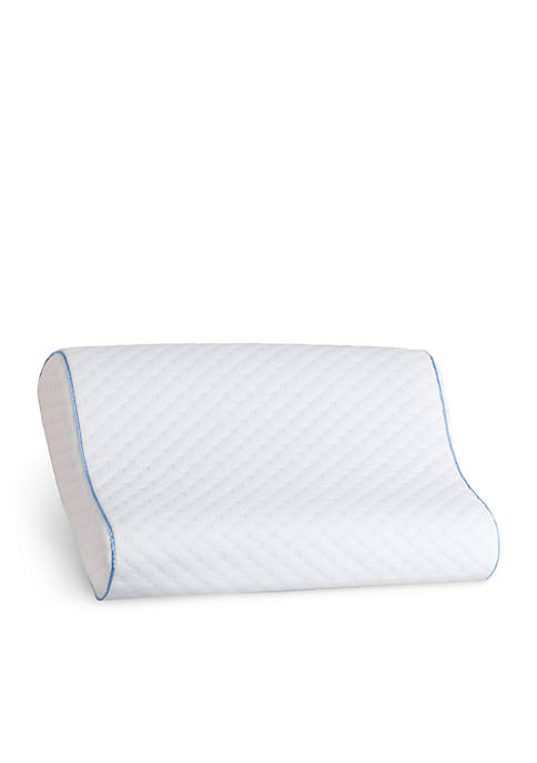 Comfort Revolution Contour Memory Foam Bed Pillow