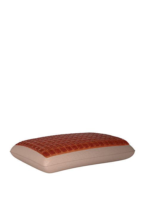 Comfort Revolution Coconut Scented Memory Foam Pillow Belk