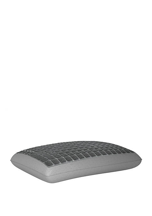 Comfort Revolution Hydraluxe Charcoal Pillow