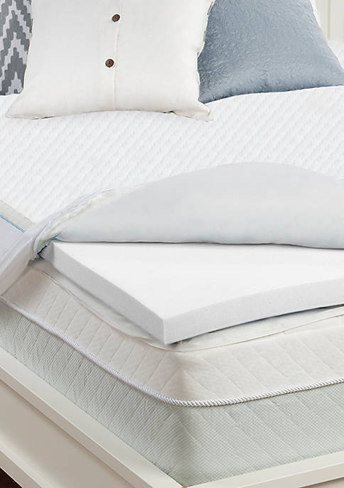Comfort Revolution 2-in. Memory Foam Full Topper 54-in.