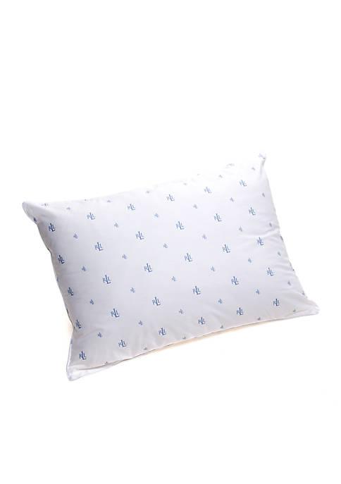 Ralph Lauren Logo Medium 18-oz. Jumbo Pillow