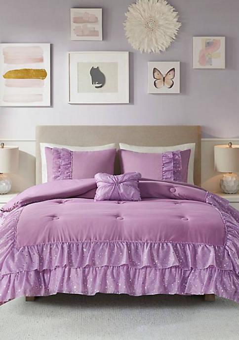 JLA Home Lexi Comforter Set