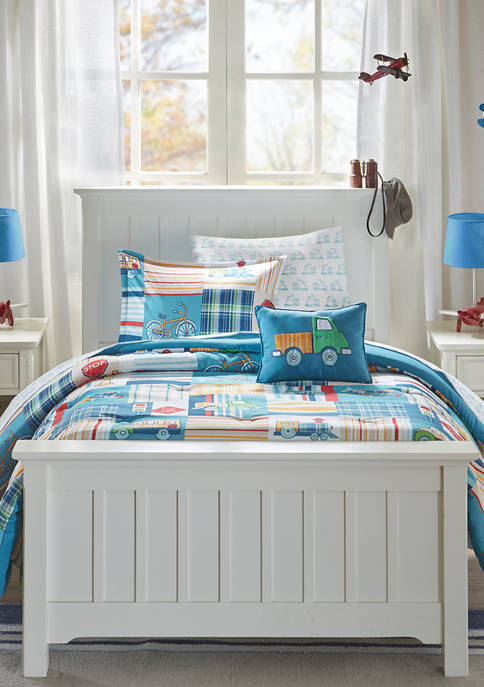 JLA Home Choo Choo Charlie Complete Bed and