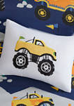Nash Monster Truck Comforter Set