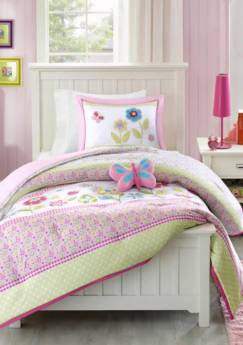 JLA Home Spring Bloom Comforter Set