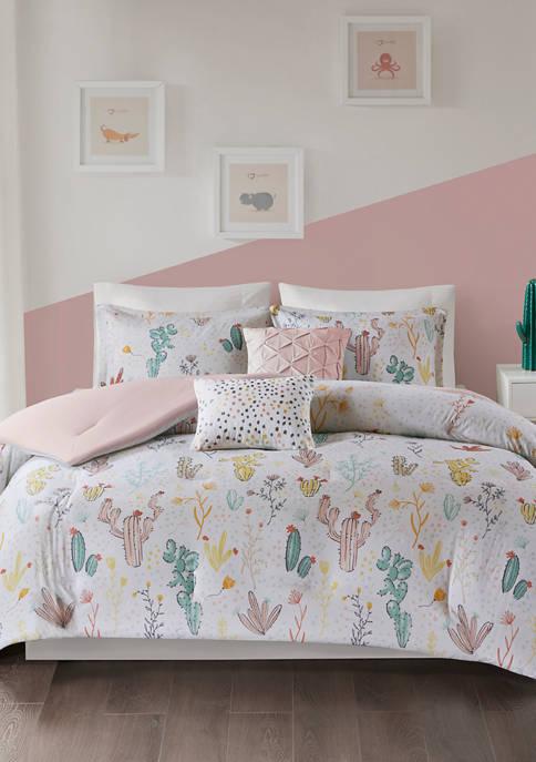 Desert Bloom Comforter Set