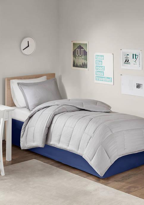 Extended Drop 36 in Dorm Bedskirt