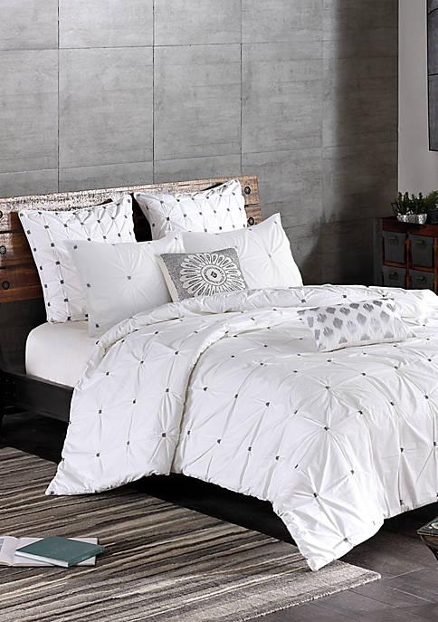 Masie 3-Piece Comforter Set Full/Queen