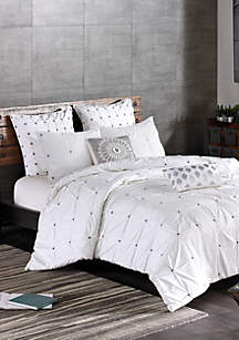 Masie 3-Piece Comforter Set Full/Queen