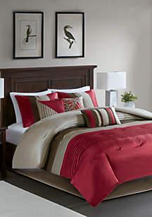 Amherst\t7-Piece Comforter Set