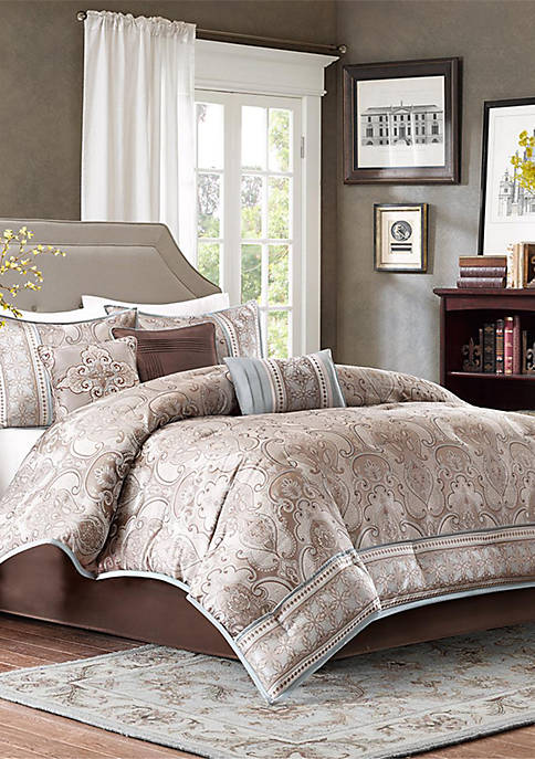 Madison Park Chapman 7-Piece Comforter Set