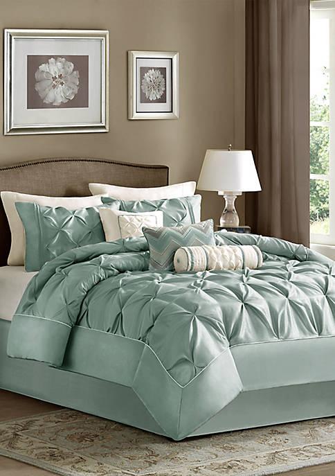 Madison Park 7 Piece Laurel Comforter Set