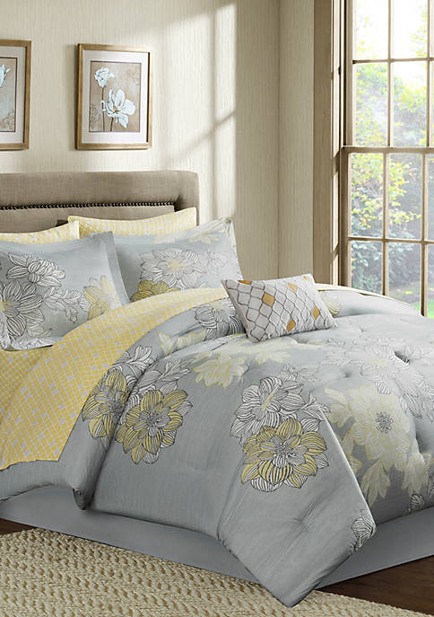 Madison Park Essentials Avalon Complete Comforter Set