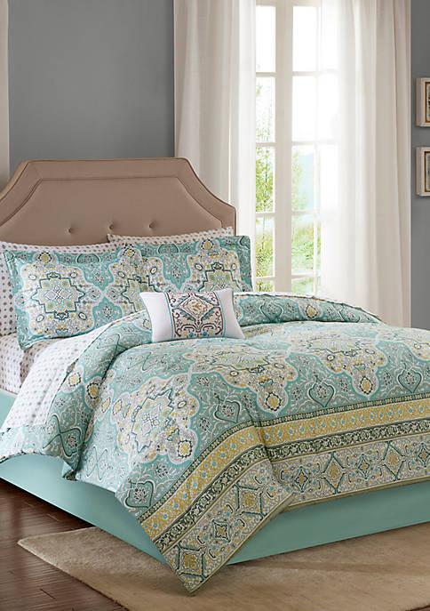 Madison Park Essentials Cara Complete Comforter Set