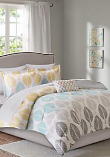 Madison Park Essentials Central Park Complete Comforter Set