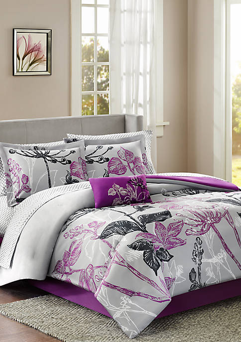 Madison Park Essentials Claremont Complete Comforter Set
